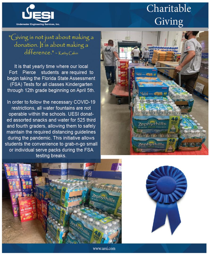 Charitable Giving FSA