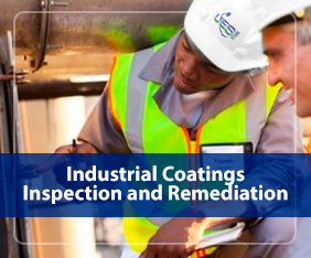 Industrial Coatings Inspection and Remediation