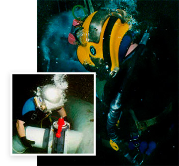 What equipment is needed for Commercial Diving?