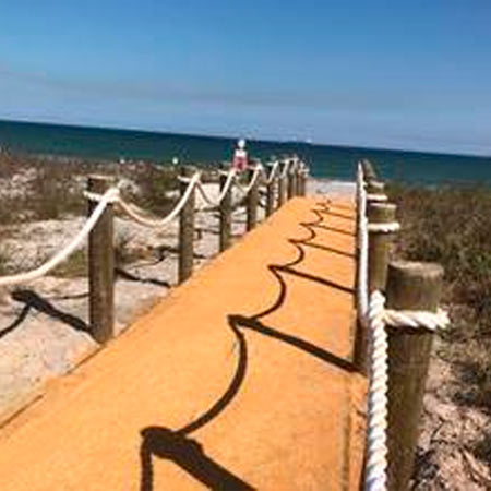 City of Cocoa Beach Dune Walkover Replacement